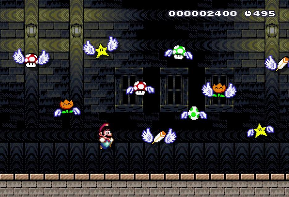 Super Mario Maker – być jak Adam Słodowy | zdjęcie 3