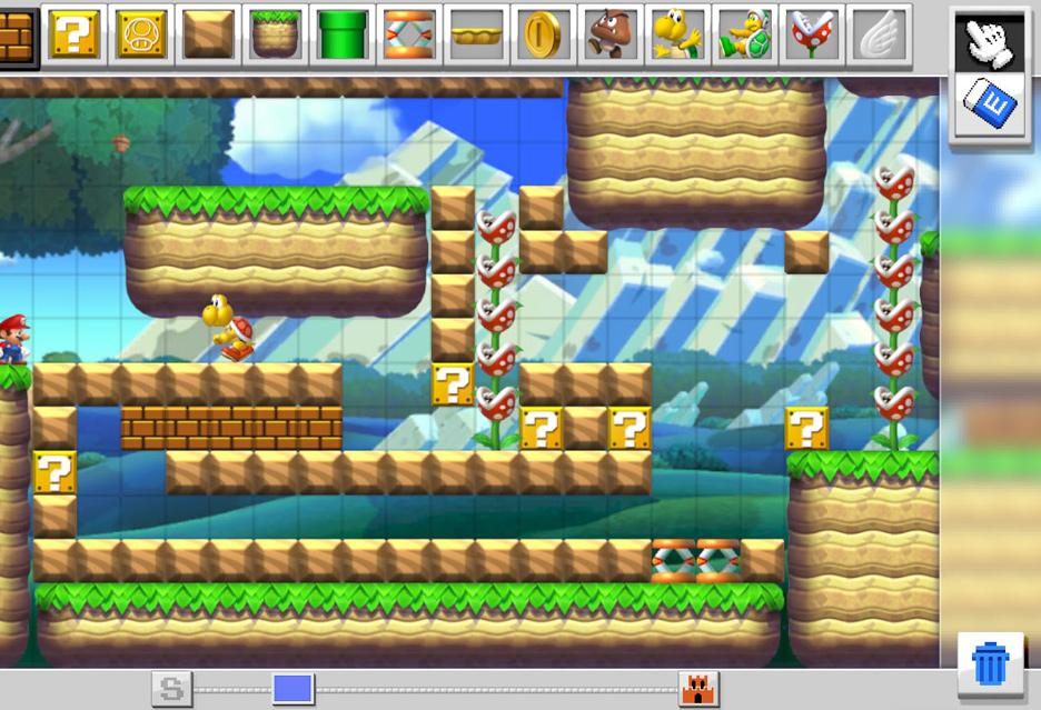 Super Mario Maker – być jak Adam Słodowy | zdjęcie 4
