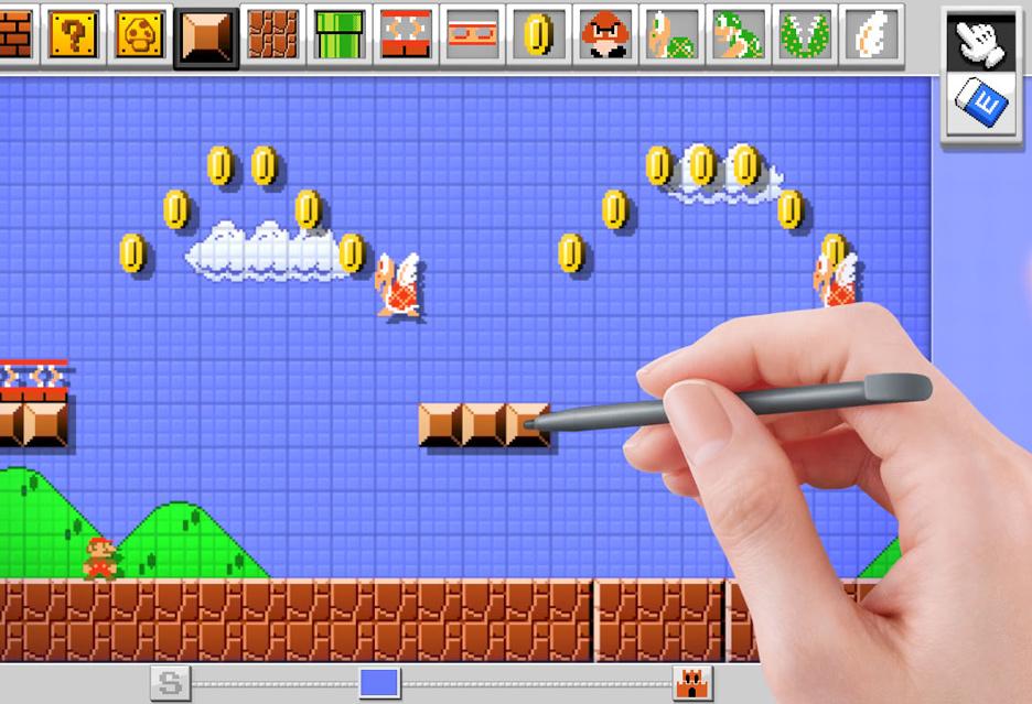 Super Mario Maker – być jak Adam Słodowy | zdjęcie 2