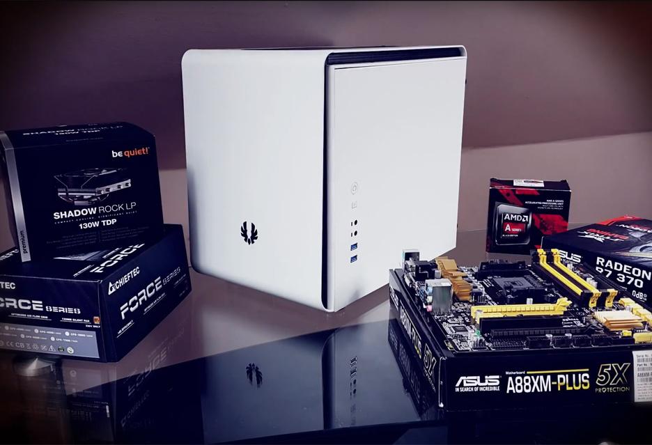 Jak złożyć niewielki komputer do gier | zdjęcie 1