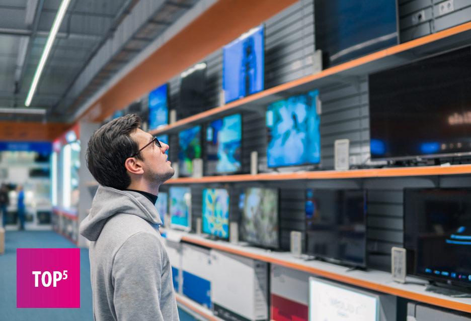 Jaki telewizor do 2000 zł? TOP 5 | zdjęcie 1