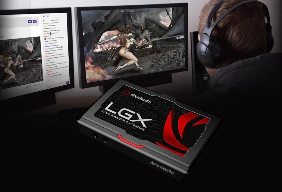 AVerMedia Live Gamer Extreme - niezbędnik youtubera i streamera | zdjęcie 1