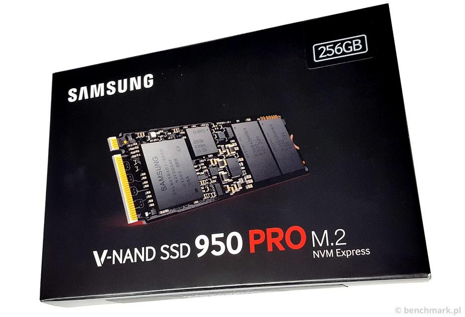 Samsung SSD 950 Pro M.2 - koreańczycy pozamiatali! | zdjęcie 1