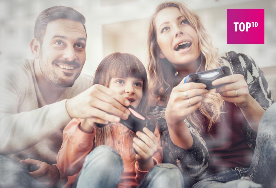 Gry, w które możesz zagrać ze swoim dzieckiem | zdjęcie 1