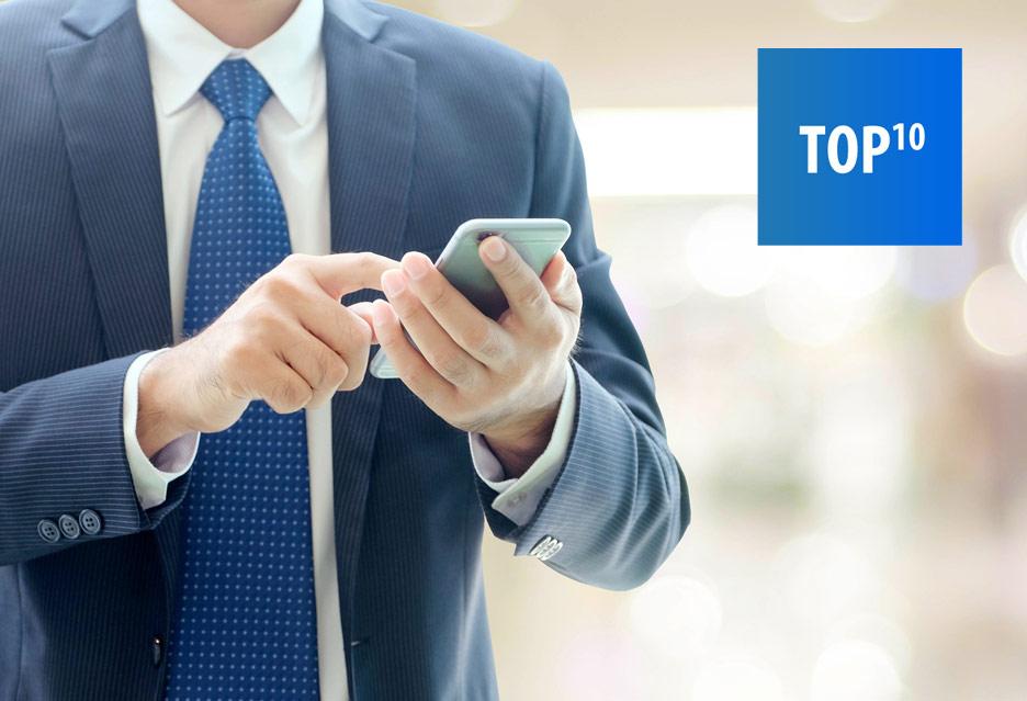 Jaki telefon do firmy i biznesu? TOP 10 | zdjęcie 1