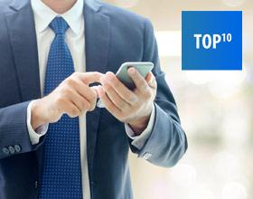 Jaki telefon do firmy i biznesu? TOP 10