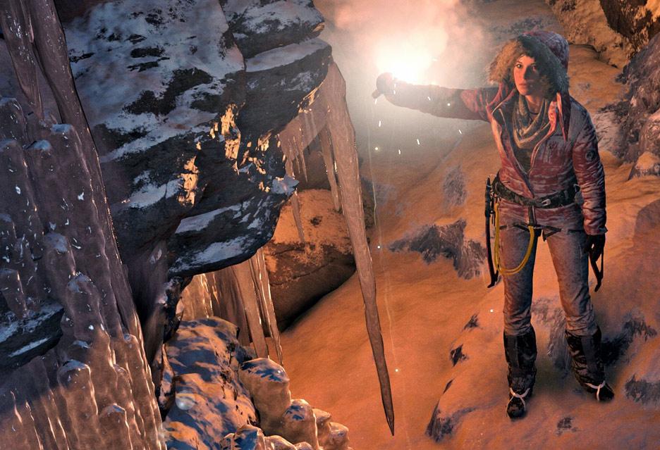 Rise of the Tomb Raider – panna Croft idzie na całość | zdjęcie 2