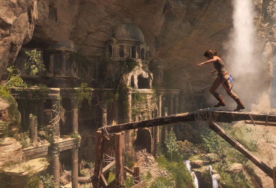 Rise of the Tomb Raider – panna Croft idzie na całość | zdjęcie 4