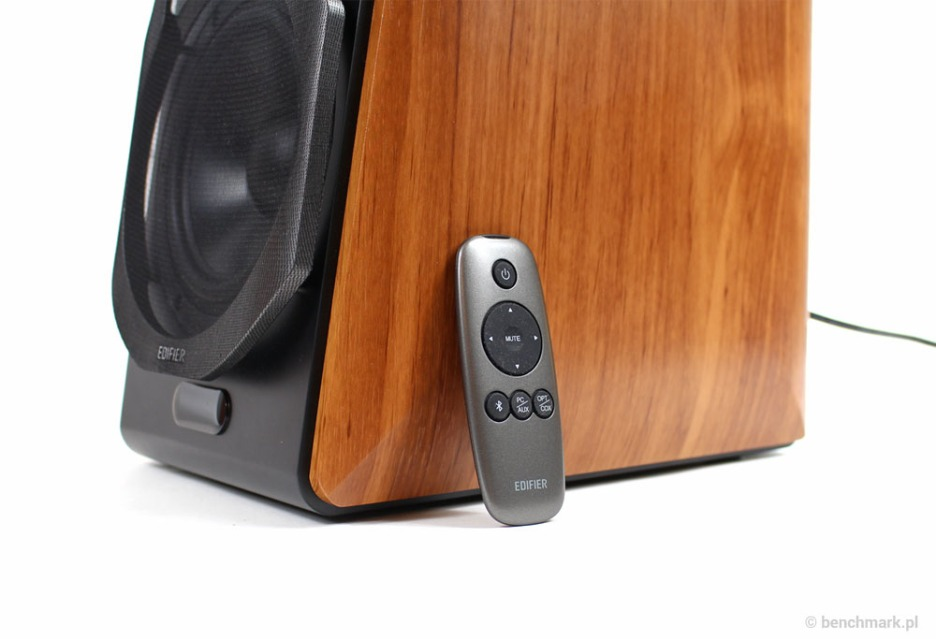 Edifier S1000 - test głośników 2.0 z wyższej półki | zdjęcie 3