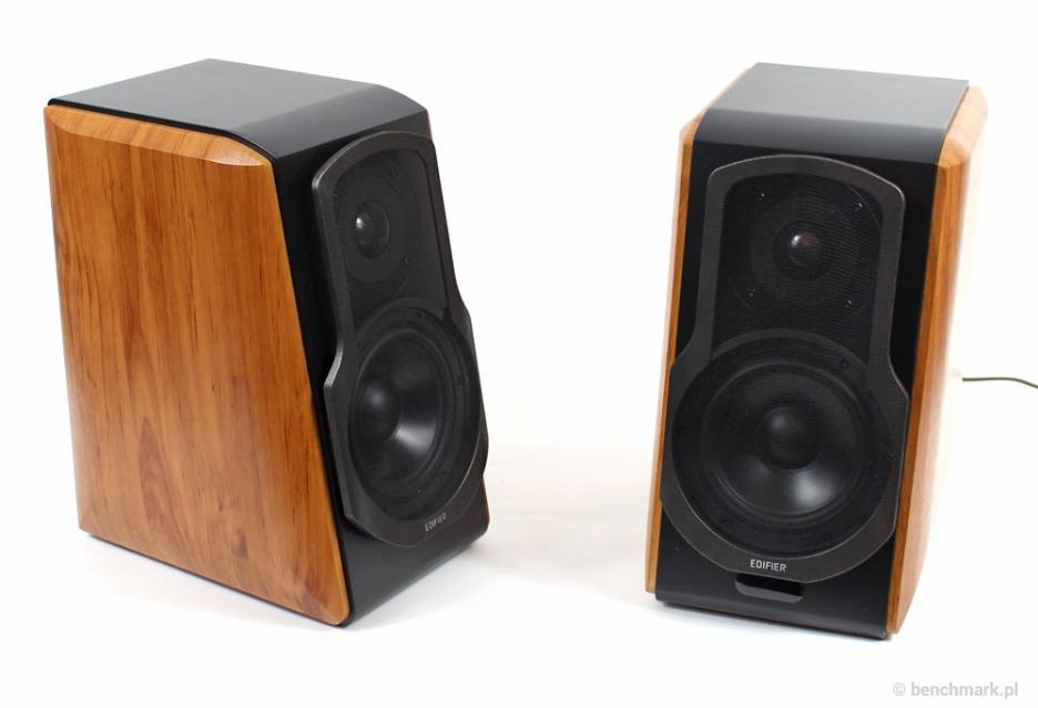Edifier S1000 - test głośników 2.0 z wyższej półki | zdjęcie 2