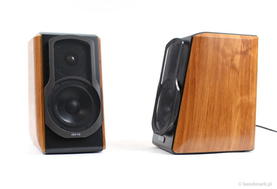 Edifier S1000 - test głośników 2.0 z wyższej półki | zdjęcie 1