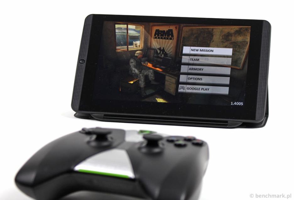 NVIDIA SHIELD K1 - test wydajnego tabletu do gier | zdjęcie 1