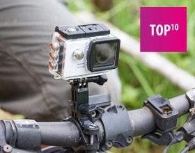 Jaka kamera sportowa? TOP 10 polecane kamery sportowe