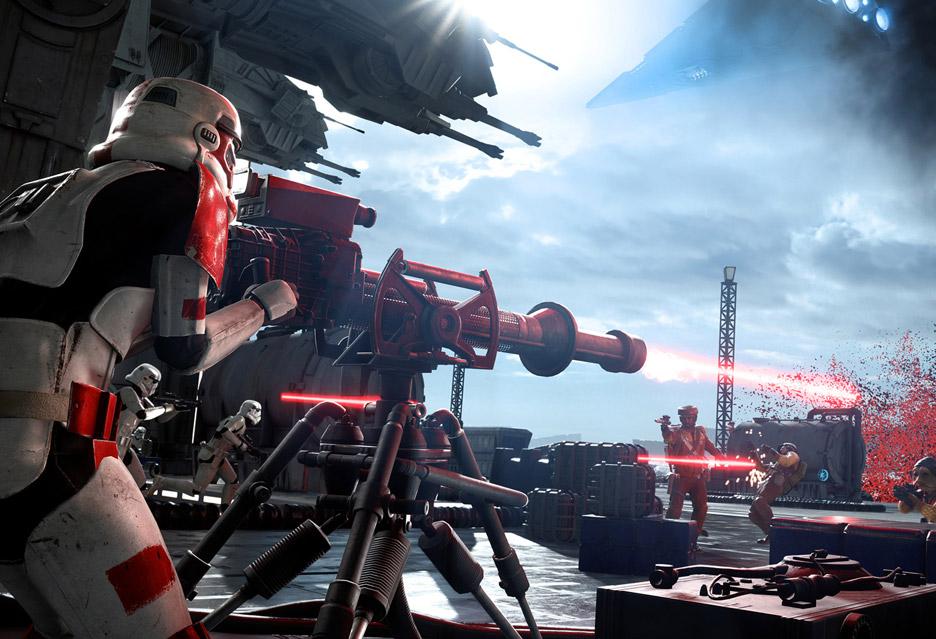Star Wars: Battlefront – z nową nadzieją w starą trylogię   zdjęcie 1