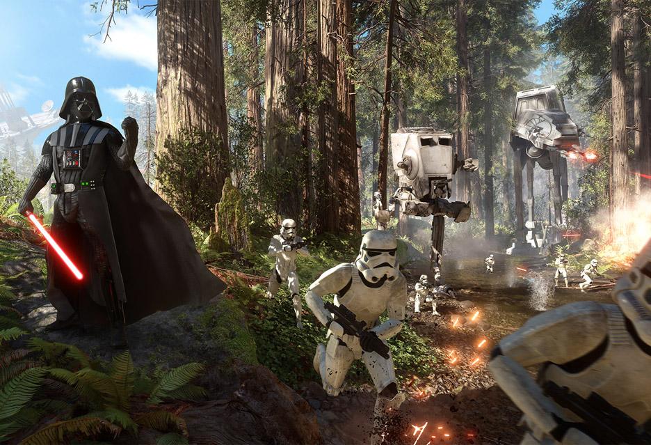 Star Wars: Battlefront – z nową nadzieją w starą trylogię   zdjęcie 2