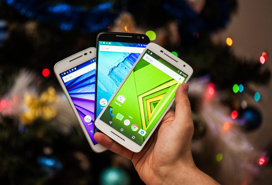 Jaki smartfon Motorola wybrać na prezent pod choinkę?   zdjęcie 1