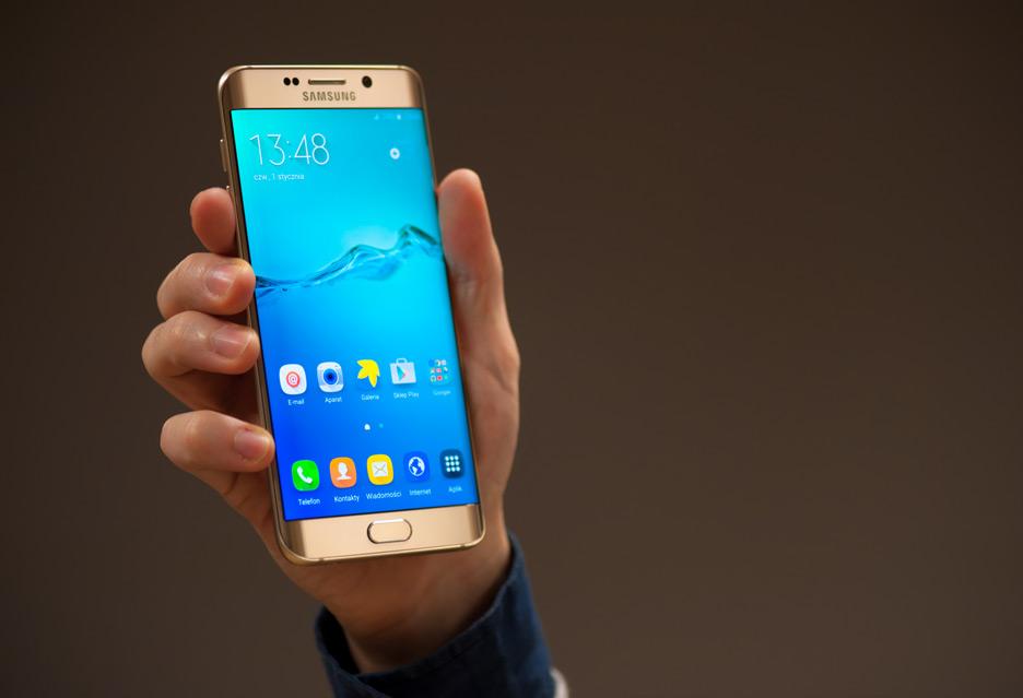 Samsung Galaxy S6 edge+ - prawdziwa klasa premium | zdjęcie 1