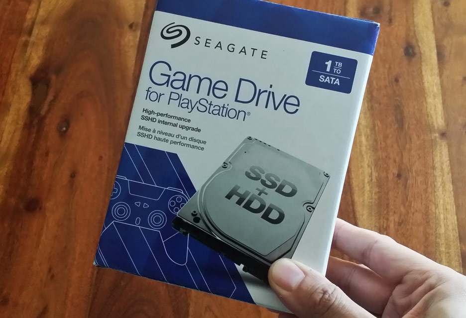 Nowy, większy, szybszy dysk do PlayStation 4 | zdjęcie 1