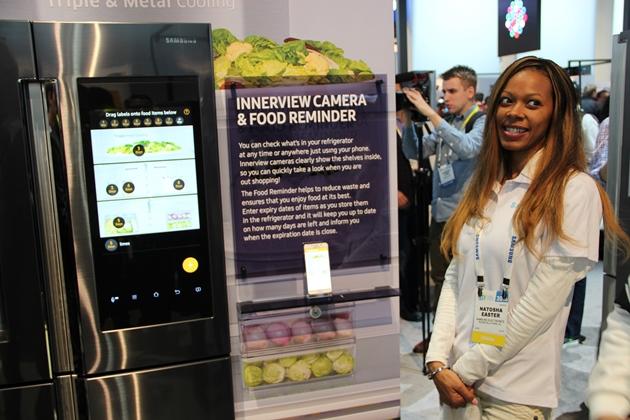 Samsung na CES 2016 - galeria | zdjęcie 25