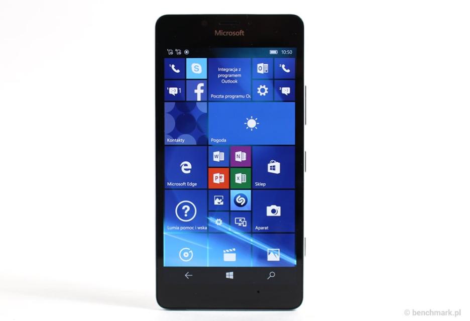 Microsoft Lumia 950 - test mobilnej wizytówki Microsoftu | zdjęcie 3