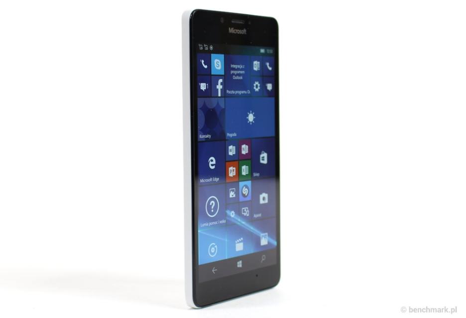 Microsoft Lumia 950 - test mobilnej wizytówki Microsoftu | zdjęcie 2