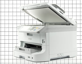 Epson Workforce Pro WF-8510DWF - biurowy kombajn A3+