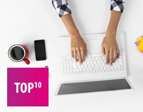 Jaki laptop konwertowalny? TOP 10