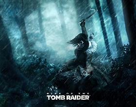 Rise Of The Tomb Raider na zintegrowanych grafikach Intela i AMD