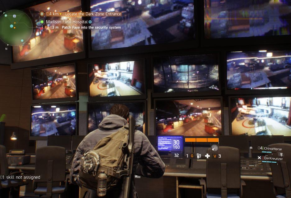 Tom Clancy's The Division – chaos w Nowym Jorku   zdjęcie 1