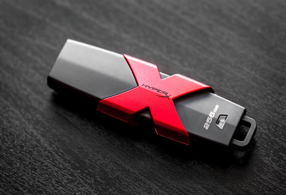HyperX Savage 256 GB – krótki test szybkiego pendrive'a | zdjęcie 1