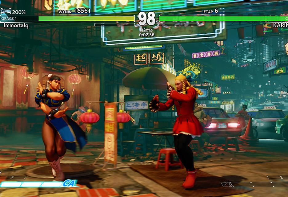 Street Fighter V - umarł król, niech żyje król! | zdjęcie 3