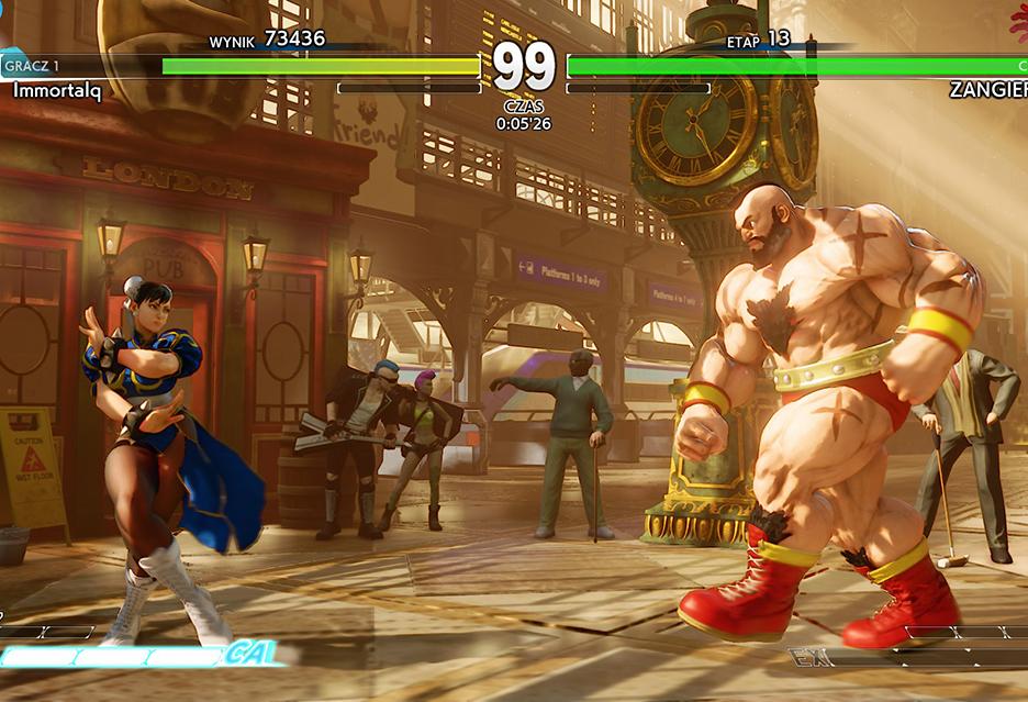Street Fighter V - umarł król, niech żyje król! | zdjęcie 4