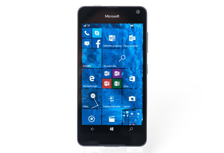 Microsoft Lumia 650 – lekka i elegancka | zdjęcie 1