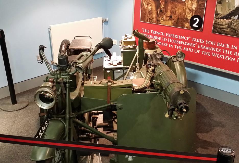 O czołgach przy czołgach – spotkanie z Wargaming w muzeum w Bovington | zdjęcie 2