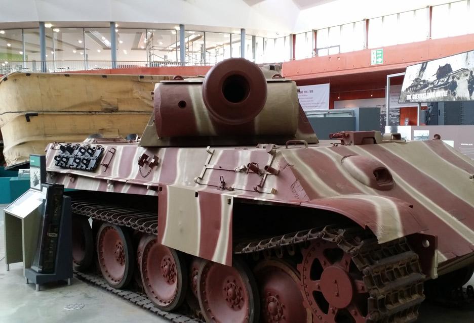 O czołgach przy czołgach – spotkanie z Wargaming w muzeum w Bovington | zdjęcie 4