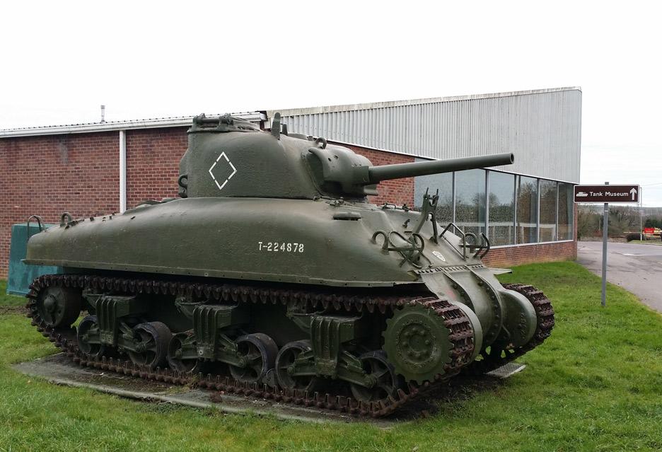 O czołgach przy czołgach – spotkanie z Wargaming w muzeum w Bovington | zdjęcie 6