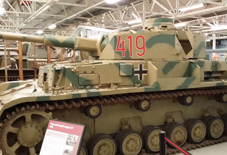 O czołgach przy czołgach – spotkanie z Wargaming w muzeum w Bovington | zdjęcie 3
