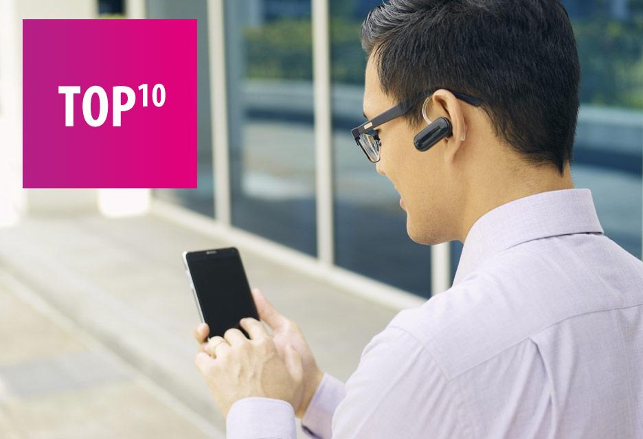 Słuchawka Bluetooth do rozmów telefonicznych - TOP 5 | zdjęcie 1