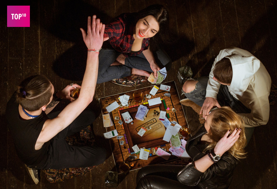 Polecane gry planszowe - TOP 10 | zdjęcie 1