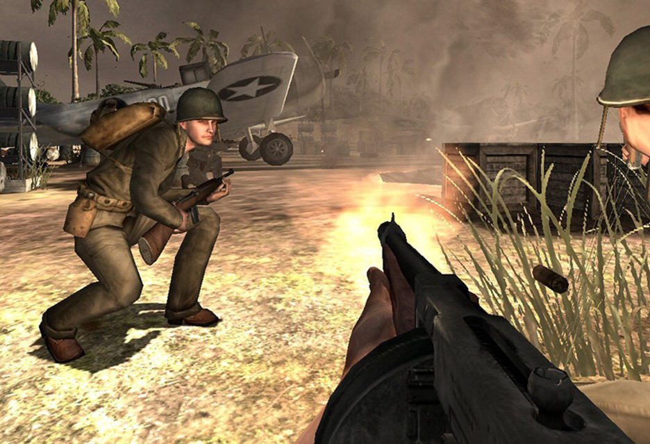 Medal of Honor: Pacific Assault za darmo