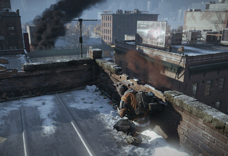 Tom Clancy's The Division – drużynowa wyprawa w serce epidemii | zdjęcie 3