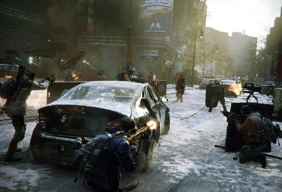Tom Clancy's The Division – drużynowa wyprawa w serce epidemii | zdjęcie 5