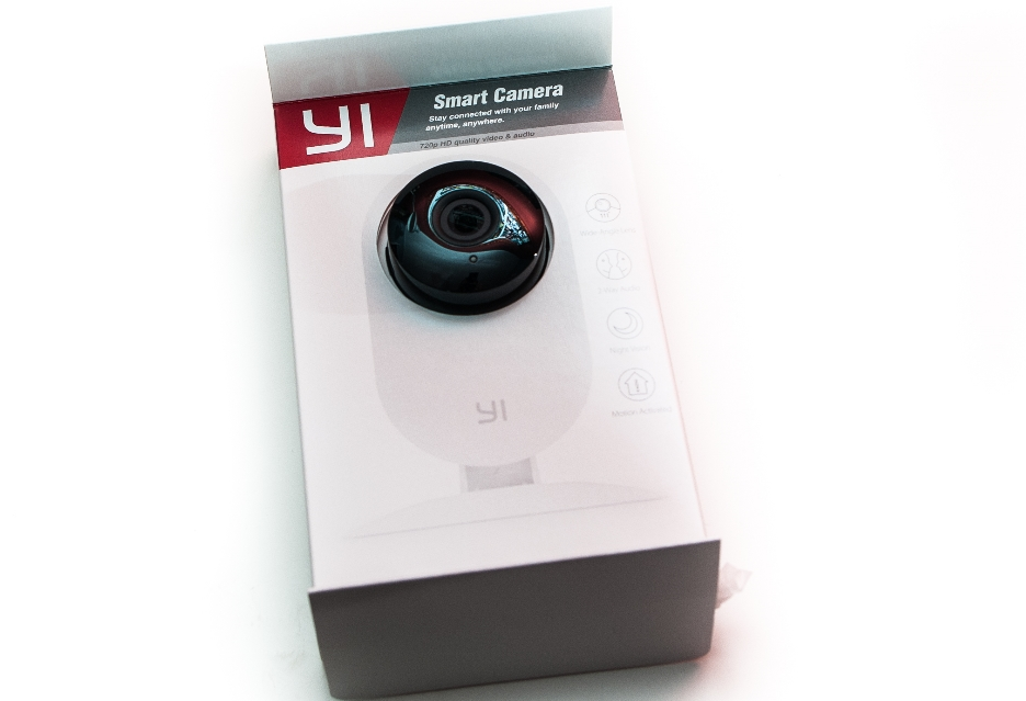XiaoYi Home Camera - tani monitoring do domu | zdjęcie 2