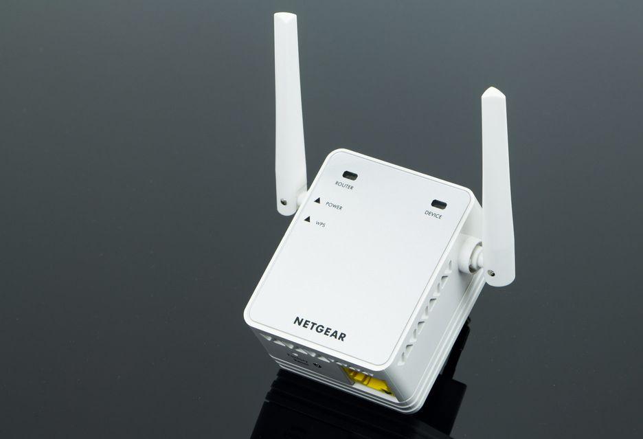 Wzmocnienie sieci - Netgear EX2700 | zdjęcie 1