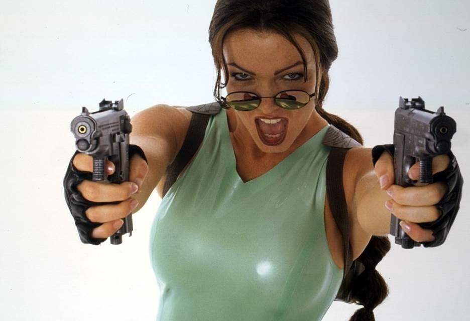 Lara Croft - galeria aktorek i modelek | zdjęcie 8