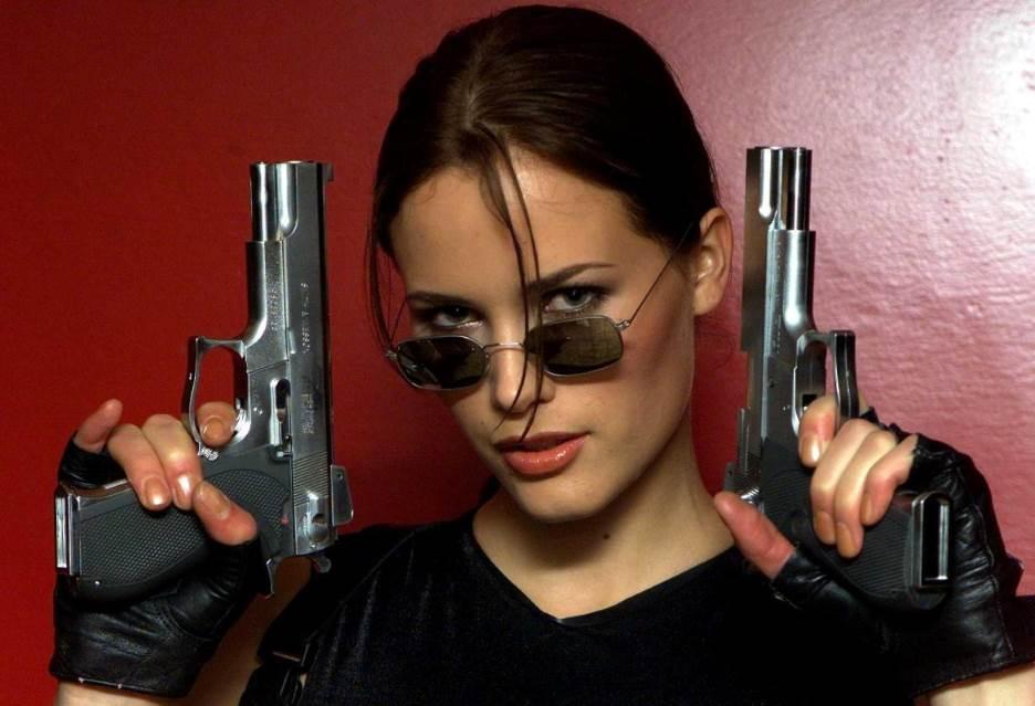 Lara Croft - galeria aktorek i modelek | zdjęcie 18