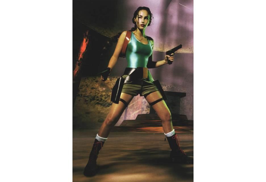 Lara Croft - galeria aktorek i modelek | zdjęcie 9