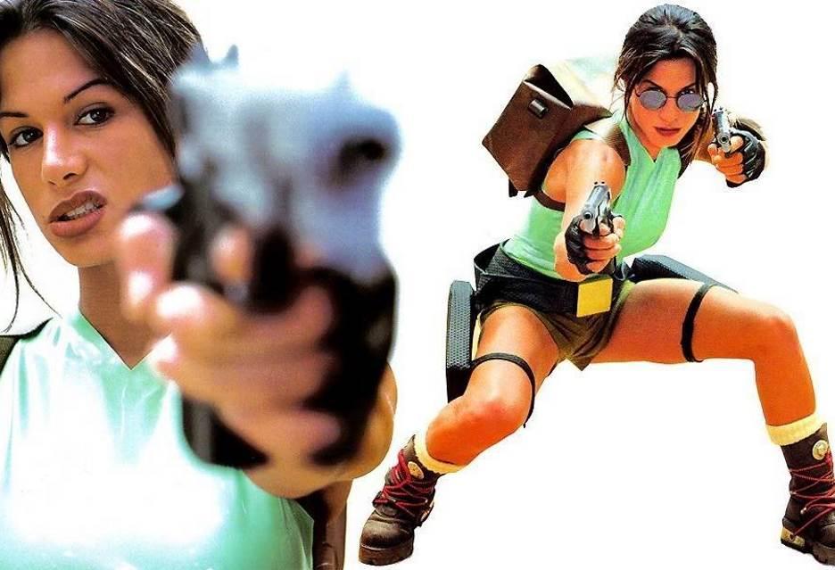 Lara Croft - galeria aktorek i modelek | zdjęcie 3
