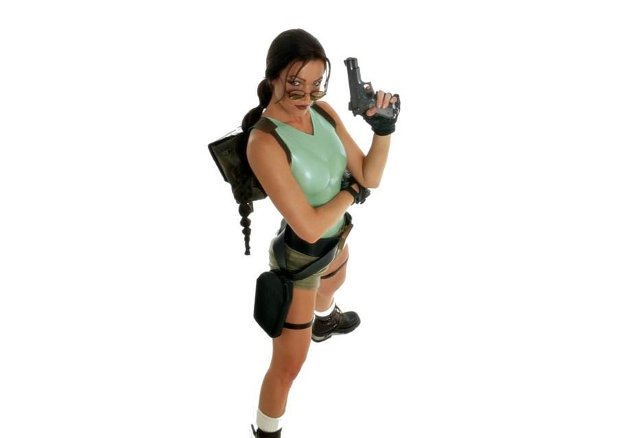 Lara Croft - galeria aktorek i modelek | zdjęcie 7