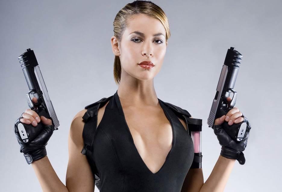 Lara Croft - galeria aktorek i modelek | zdjęcie 22
